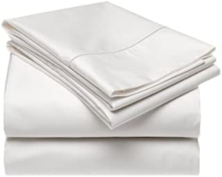 Gotcha Covered Terra Comfort Sleeper Bed Sheet Set, Pearl - American Leather Queen Plus 66x80
