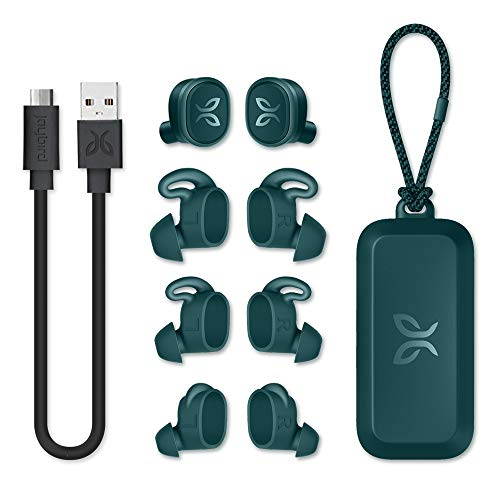 Jaybird Vista Totally Wireless Sports Headphones - MINERAL BLUE - BT - N/A - EMEA