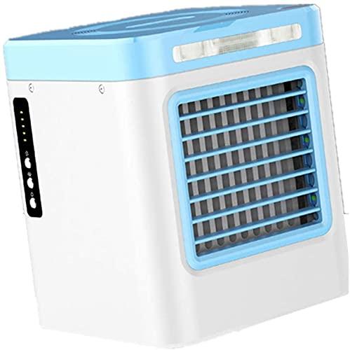 Air cooler Ventiladores tranquilos Ventiladores Fan Fan Cooler Tower Aire acondicionado Ventilador Refrigerador para la sala de enfriamiento Torre Fan Ventilador de pedestal tranquilo ( Color : Blue )