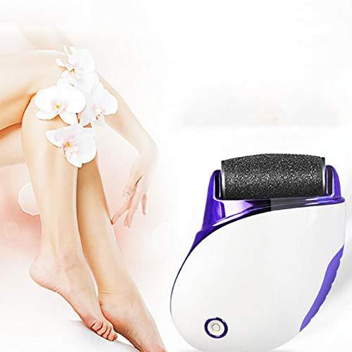 Elektrische voetvijl, pedicure gereedschap, reparatie van eeltverwijderaar, dead skin remover voet slijpmachine oplaadbaar voetonderhoud
