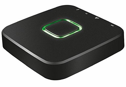 Trust Smart Home Zigbee und 433 Mhz ICS-2000 Bridge Zentrales (intelligentes Steuerelement, kompatibel mit Alexa, Trust Smart Home, Philips Hue*, Ikea Tradfri und Osram Lightify)
