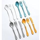 KNORK Eco 12 Piece (Fork, Knife, Spoon)...