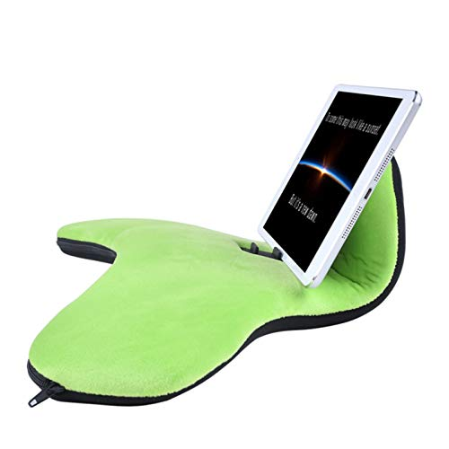 Tablet Holder Reading Pillows,Book Tablet Stand,Keyboard Wrist Rest Pad,for Phone Computer and Comfortably from Any Angle.(5 Colors)