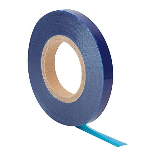 HANLILI kasu 1 Rollo 20mm Azul antiestático película Protectora Reloj de joyería artesanía CLORURO DE POLIVINILO Accesorio de reparación de Reloj de Cinta de película Protectora para relojero
