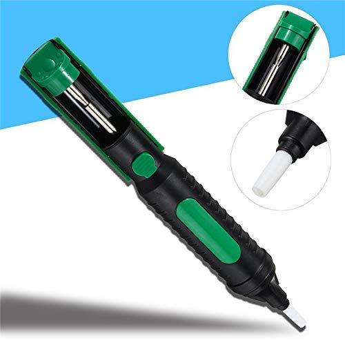 Movilideas - Bomba Desoldadora Desoldador Antiestático Succión Aspirador de Estaño