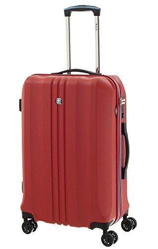 Trolley Dielle medio. Materiale ABS. 68x41x26 cm. 3,80 kg. 56 litri.