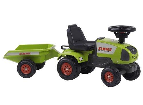 Falquet & Cie 957B - Rutscher Claas Celtis 426RX mit Anhänger