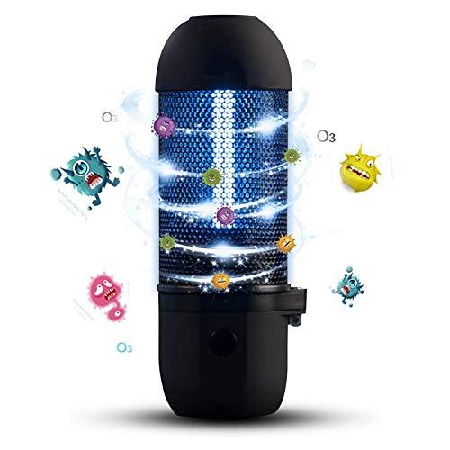 UV-reiniger Lamp Portable UV-C licht desinfectie Lamp sterilisator Sterilisatie Light Kiemdodende Bulb UV-desinfectie Lamp luchtreiniger voor kantoor aan huis hotel