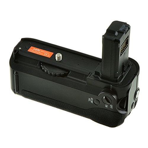 Jupio JBG-S005 - Empuñadura de batería para Sony A7/A7R/A7S (VG, C1EM), Color Negro