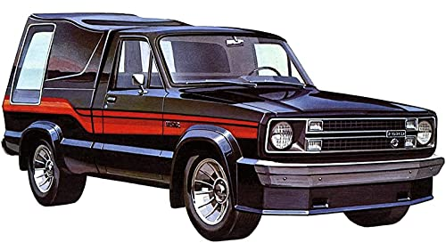 AMT 1978 Ford Courier Minivan