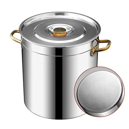 Stock Pot,Olla De Sopa Acero Inoxidable