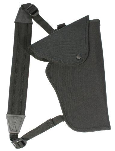 BLACKHAWK Scoped Pistol Bandolier Holster, Size 04, Right Hand, (Scoped 6-8½ DA/SA Rev & 10' TC Cont )