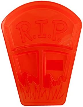 Coffin Halloween Max 76% OFF Candy Save money Quantity Dish-Package 48