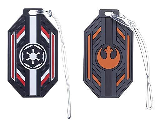 Bioworld Licensed Luggage Tag Set (Star Wars)