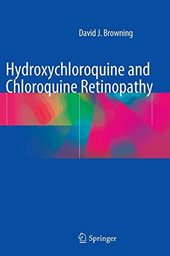 Hydroxychloroquine and Chloroquine Retinopathy product image