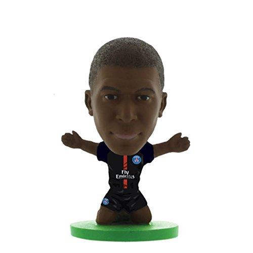 SoccerStarz SOC1199 Figur Paris St Germain Kylian Mbappe