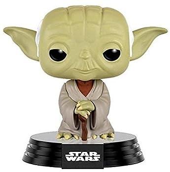 Funko POP Star Wars Dagobah Yoda Action Figure,3.75 inches