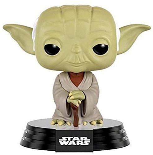 Funko - 124 - Pop - Star Wars - Dagobah Yoda