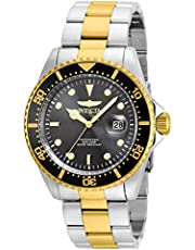 Save on Invicta Pro Diver Orologio Uomo Quarzo, 43mm, Nero, 22057 and more