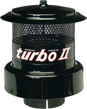 """Turbo II Pre-Cleaner for Model 46 with 5"""" Inlet. 350 to 700 CFM"""