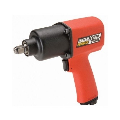 1/2 In. Professional Air Impact Wrench Gun. One of the Best Pneumatic Impact Wrenches. Its Earthquake Brand and Heavy Duty. This Is a Professional Air Impact Wrench. Use with Your Air Compressor and All Your Other Automotive Tools.