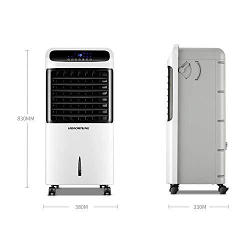 Multi-Scenario ventilatorkoeler en warm, laag verbruik, stil, airconditioning, afstandsbediening met afstandsbediening