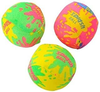 F&T Small Splash Balls Water Bombs, Great Soker Balls for The Swimming Pool or Water Park