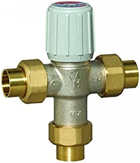 Honeywell AM-1 Series S Model Sparco Proportional Thermostatic Mixing Valve, 3/4