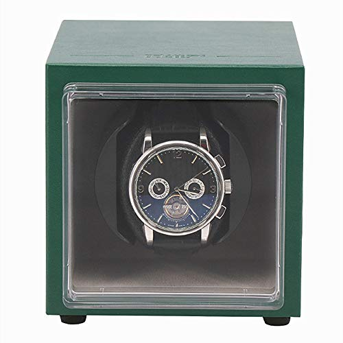 Yuefensu Enrollador de Reloj eléctrico Reloj de Pulsera Relojes Winding rotación mecánica...