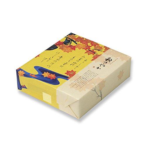 長岡京 小倉山荘【数量限定】秋さやか 化粧箱(小)(25袋)