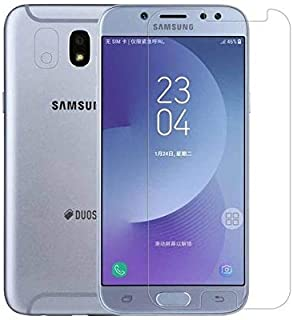Samsung Galaxy J7 Pro Tempered Glass Screen Protector 2.5D For Samsung Galaxy J7 Pro By Muzz