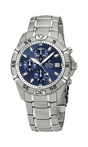 S Where To Buy Festina F16169 5 Men S Watches Blue Watches07