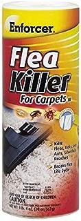 Enforcer Flea Killer for Carpet Fresh Linen 20 Ounce EFKIR203 (Case of 12)