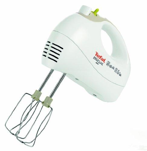 Tefal HT4101 Handmixer 450 Watt weiß / grau