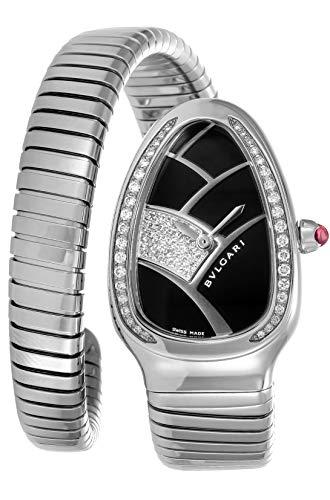 [ブルガリ] 腕時計 セルペンティ SP35BD1SDS-1T レディース 並行輸入品 シルバー