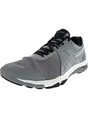 ASICS Men's Gel-Craze TR 4 Cross-Trainer Shoe, Black/Onyx/White, 12 M US