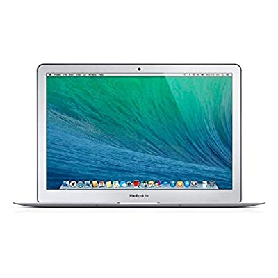 (Renewed) Apple MacBook Air MD711LL/A 11.6-inch Laptop - Intel Core i5 1.3GHz - 4GB RAM - 128GB SSD