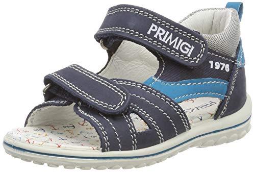 PRIMIGI Baby Jungen PSW 33777 Sandalen, Blau (Azzurro/Blu 3377711), 23 EU