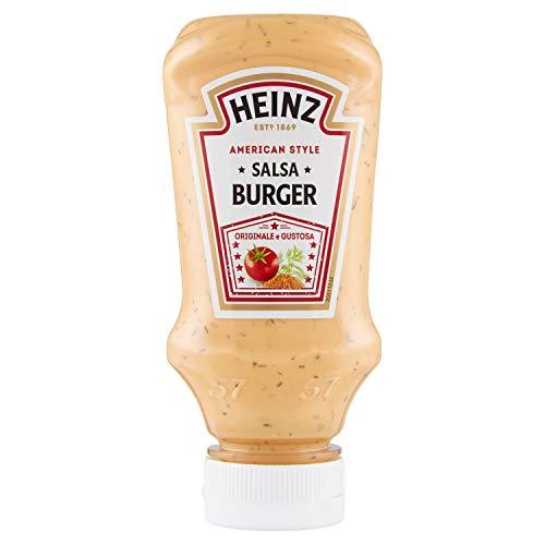 Heinz - Salsa Burger, 220 ml