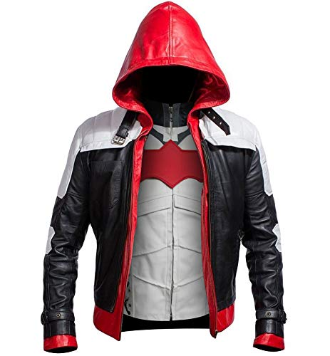 Red Hood Cosplay Costume