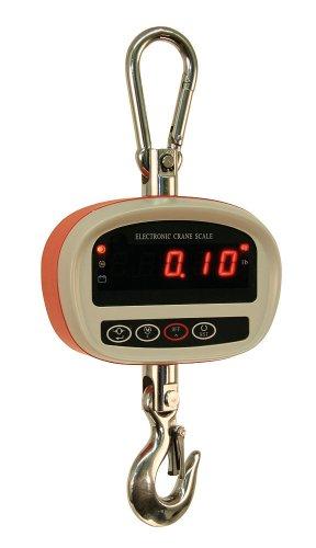 Kerbl 29921 Balance numérique jusqu'à 300 kg DigiScale 300