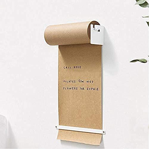 Gadgets Muur Gemonteerd Kraft Papier Roll Houder Papier Dispenser Voor Kantoor Thuis En Koffie Shop