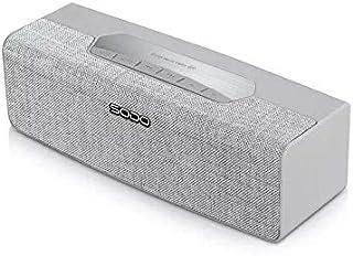 Portabila Wireless Sodo L2 Life Stereo, Bluetooth, Slot Card, NFC, Aux, Radio FM (Grey)