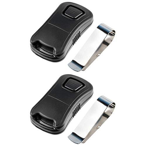 2 for Genie Intellicode Garage Door Opener Remote G1T-BX