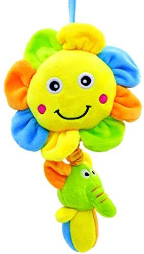 Fantastic Prices! N-L Newborn Child rattles Plush Toys Soft appease Toys Developmental Interactive T...