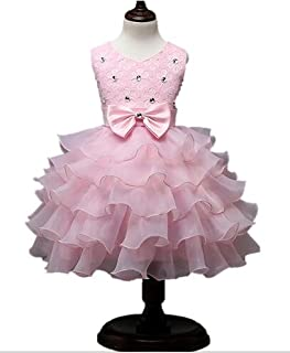 Fitting-You子供ドレス パーティー ピアノ 女の子 フォーマルドレス 結婚式 入園式 発表会 演奏会 ワンピース キッズドレス