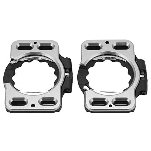 FOLOSAFENAR 1 Pair Quick Release Cycling Shoes Cleat,Cover Adapter Converter, Sturdy,Pliable,Corrosion-Resistant,Removable,Easy Installation,for SpeedPlay Zero