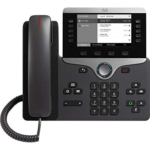 Cisco 8811 IP Phone with Multiplatform Firmware - CP-8811-3PCC-K9