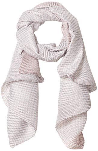 Emporio Armani Damen Pleated Shawl Modischer Schal, Nude, Einheitsgröße