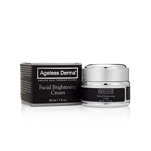 Ageless Derma Skin Lightening Cream By Dr. Mostamand A Natural Kojic Acid Skin Lightener and Face Moisturizer That Brings The Radiant Glow Back To Your Skin